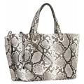 Tamaris Andrea Shopper Tasche 35 cm white