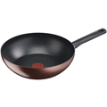 Tefal Resource Wokpfanne (Ø 28 cm) Braun