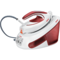 Tefal SV8030 EXPRESS ANTI-CALC Weiss-Rot