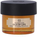 The Body Shop Oils Of Life Int. Rev. Eye Cream Gel - 20 ml