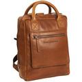 The Chesterfield Brand Davon Rucksack Leder 32 cm Laptopfach cognac