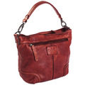 The Chesterfield Brand Lisa Handtasche Leder 22 cm rot