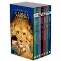 The Chronicles of Narnia 8-Book Box Set + Trivia Book (eng.)