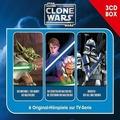 Star Wars - The Clone Wars. Hörspielbox Vol. 1 Hörspiel
