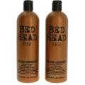 TIGI Bh Colour Goddess Tween Set Shampoo 750ml/Conditioner 750ml - For Electric Looking Hair Colour