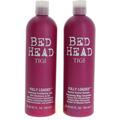 TIGI Bh Fully Loaded Tween Set Shampoo 750ml/Conditioner 750ml - Massive Volume For Limp Flat Hair 1500ml
