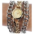 Timento Damenuhr mit Metallkettenarmband 510014000018