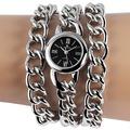 Timento Damenuhr mit Metallkettenarmband 510021000018
