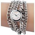 Timento Damenuhr mit Metallkettenarmband 510022500013
