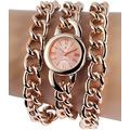 Timento Damenuhr mit Metallkettenarmband 510035500018