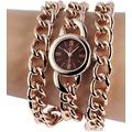 Timento Damenuhr mit Metallkettenarmband 510037000018