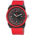 TimeTech Herrenuhr mit Lederimitationarmband 227475000010