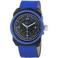 TimeTech Herrenuhr mit Lederimitationarmband 227473000010
