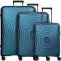 Titan Looping 4-Rollen Kofferset 3tlg. petrol