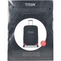 Titan Luggage Cover S Universal Kofferschutzhülle 56 cm black