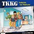 TKKG 209. Drohbriefe von Unbekannt Hörspiel