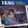 TKKG 211. Geiselnahme im Villenviertel Hörspiel