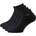 Tom Tailor Sneaker 4er-Pack schwarz 43-46