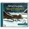 Tomte Tummetott und andere Geschichten (CD) Hörbuch