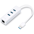 TP-LINK UE330 USB 3.0 Gigabit Ethernet Adapter mit USB Hub