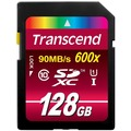 Transcend 128GB SDHXC Class 10 UHS-1 600x Ultimate