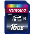 Transcend Ultimate Speed SDHC Class 10 16GB