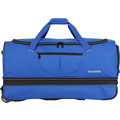 travelite Basics 2- Rollen Reisetasche 70 cm royalblau