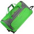 travelite Garda Pop XL Rollenreisetasche mit Trolley-Funktion 72 cm grün