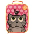"""TUMTUM Lunchbag / Rucksack """"Katze"""" Bunt"""