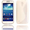 Twins Fancy Bright für Samsung Galaxy S4 mini, transparent