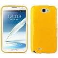 Twins Glamour für Samsung Galaxy Note 2, gelb