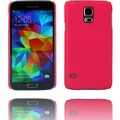 Twins Hardcase Softtouch für Galaxy S5, rose