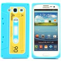 Twins MC LightBlue für Samsung Galaxy S3