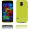 Twins Soft Case Galaxy S5,grün