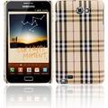 Twins Taste für Samsung Galaxy Note, beige