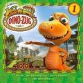 Universal Music Der Dino-Zug 01: Derek, der Deinonychus / Don's Libelle / Mini-Dino Hörbuch