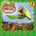 Universal Music Der Dino-Zug 03: Buddys Club / Frisch geschlüpft / Der Spinosaurus Hörbuch