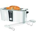 Unold 38020 Toaster Design Dual Weiss-Schwarz