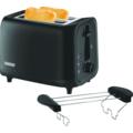 Unold 38415 Toaster Easy Schwarz