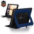 Urban Armor Gear Metropolis Case, Apple iPad 9,7 (2017 & 2018), cobalt