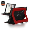 Urban Armor Gear Metropolis Case, Apple iPad 9,7 (2017 & 2018), magma