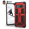 Urban Armor Gear Monarch Case, Samsung Galaxy S10+, crimson (rot)