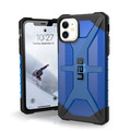 Urban Armor Gear Plasma Case, Apple iPhone 11, cobalt (blau transparent), 111713115050