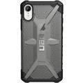 Urban Armor Gear Plasma Case, Apple iPhone XR, ash (grau transparent), Schutzhülle