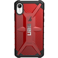 Urban Armor Gear Plasma Case, Schutzhülle, Apple iPhone XR, magma (rot transparent)