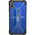 Urban Armor Gear Plasma Case, Apple iPhone XS Max, cobalt (blau transparent)