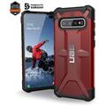 Urban Armor Gear Plasma Case, Samsung Galaxy S10+, magma (rot transparent)