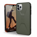 Urban Armor Gear UAG Urban Armor Gear Civilian Case, Apple iPhone 11 Pro Max, olive drab, 11172D117272
