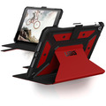 Urban Armor Gear UAG Urban Armor Gear Metropolis Case, Apple iPad 10,2 (2019), magma (rot), 121916119393