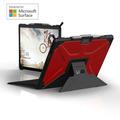 Urban Armor Gear UAG Urban Armor Gear Metropolis Case, Microsoft Surface Pro X, magma (rot), 321786119393